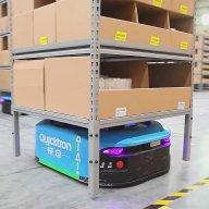 Alibaba zavádí ve svých skladech nejmodernější technologie včetně robotů.