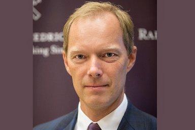 Jiří Zelinka, ředitel privátního bankovnictví Friedrich Wilhelm Raiffeisen