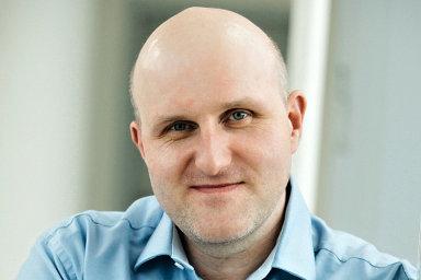 Vladimír Kulla, ředitel Vývojového centra internetu věcí pro Evropu společnosti Siemens