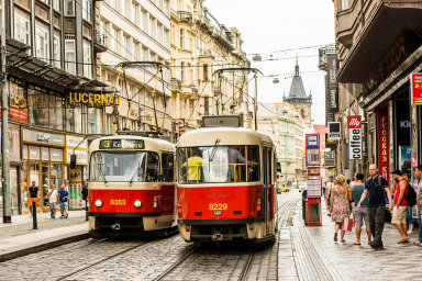 V Praze není tak dobře, jak by se mohlo dle dat Českého statistického úřadu zdát – ilustrační foto.