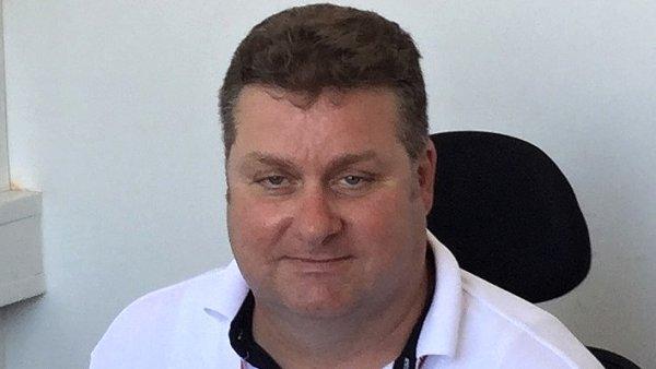 Pavel Lazar, výkonný ředitel automobilky TATRA TRUCKS