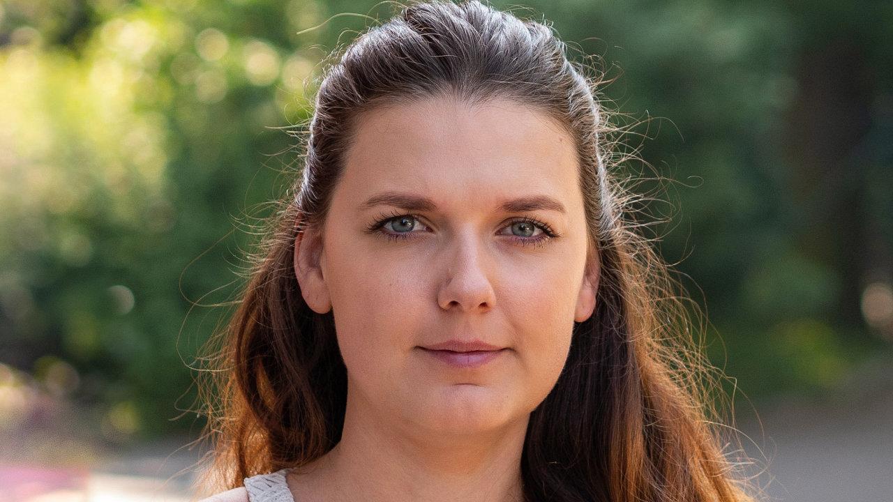 Lucie Zdražilová, finanční ředitelka společnosti ZOOT