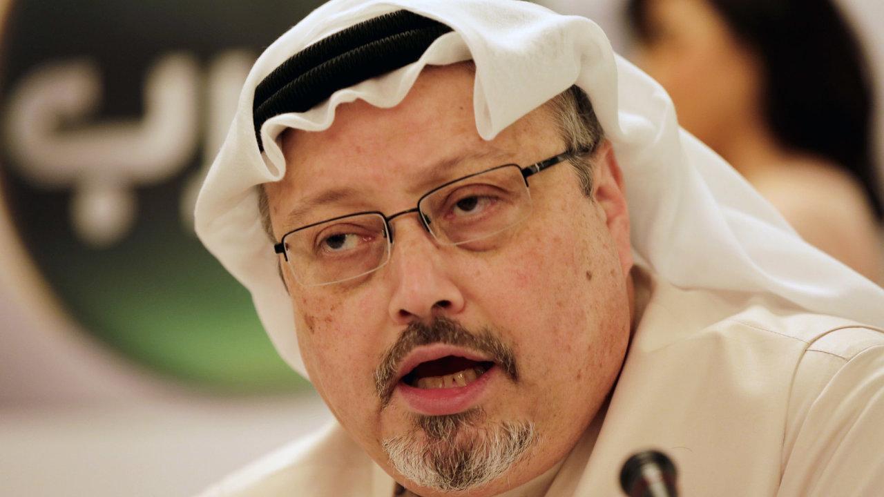Saúdskoarabský opoziční novinář Džamál Chášukdží byl zavražděn na rozkaz saúdské královské rodiny.