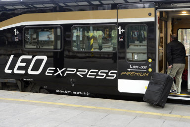 Leo Express patří podnikateli Leoši Novotnému, provoz zahájil v roce 2012 na lince Praha-Ostrava.