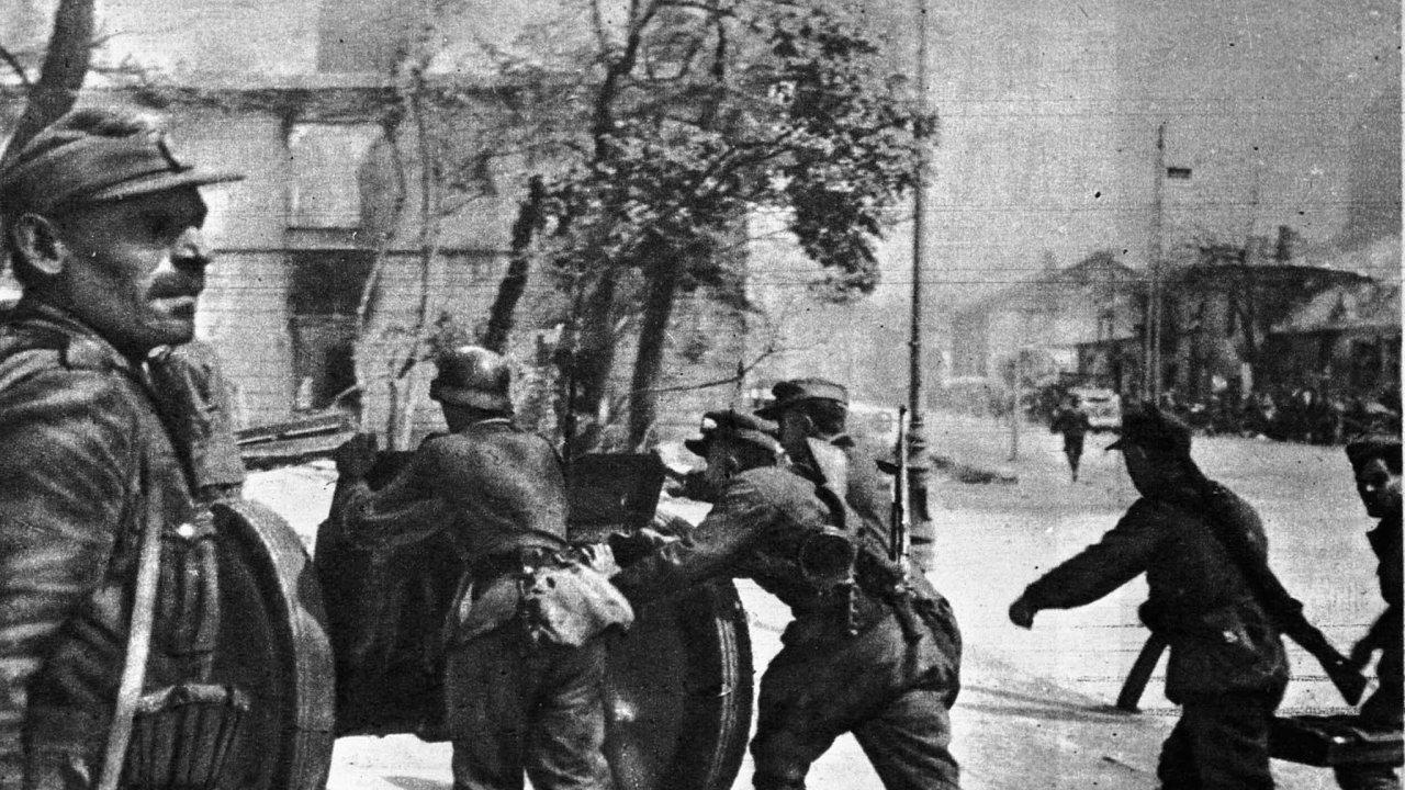 Před 75 lety začalo Varšavské povstání.