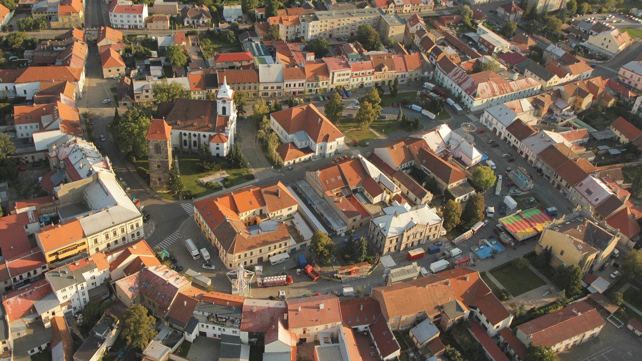 Český Brod je dalším zestředočeských měst, která odstavařů vybírají příspěvek nainfrastrukturu.