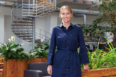 Zuzana Vitamvásová je evropskou HR ředitelkou výrobce osvětlení aelektroniky pro automobilový průmysl Varroc Lighting Systems.