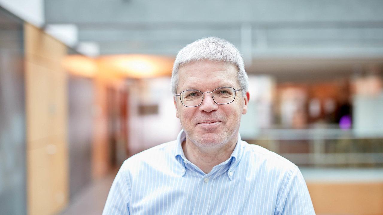 Huub Savelkouls, ředitel udržitelného rozvoje vespolečnosti Philip Morris International