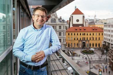 Zdeněk Prázdný, vlastník developerské společnosti Traxial a zakladatel nemovitostního fondu ZDR.