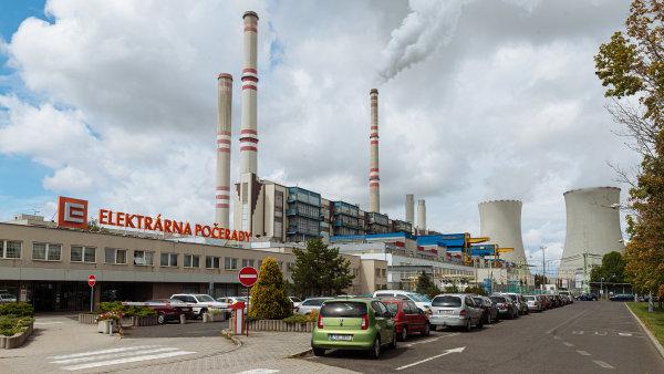 Elektrárna Počerady leží mezi městy Louny a Most. Svým instalovaným výkonem pětkrát 200 MW patří k největším uhelným elektrárnám v zemi.