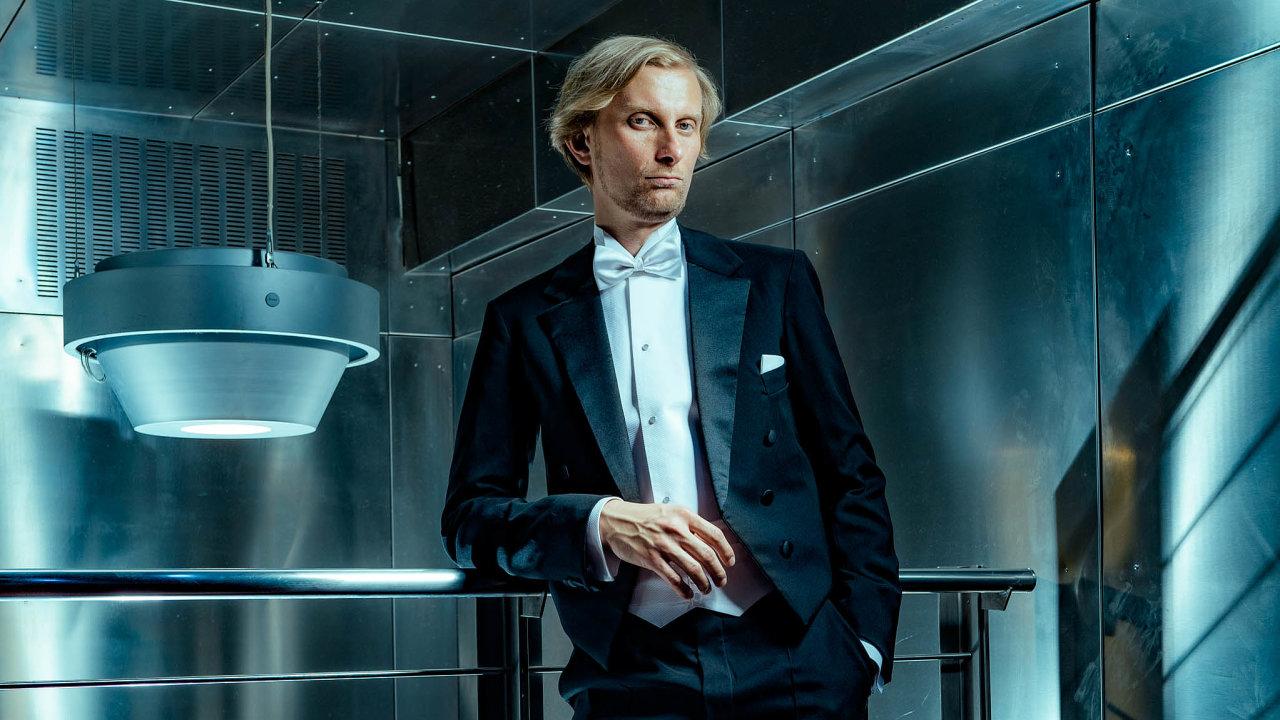 Ivo Kahánek, klavírní virtuos a hudební pedagog
