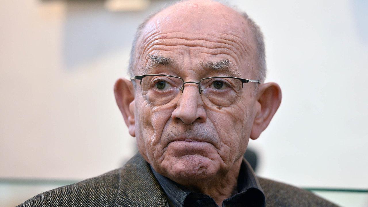 Luboš Dobrovský byl velmi kritický byl kčeské politice či Putinovu Rusku.