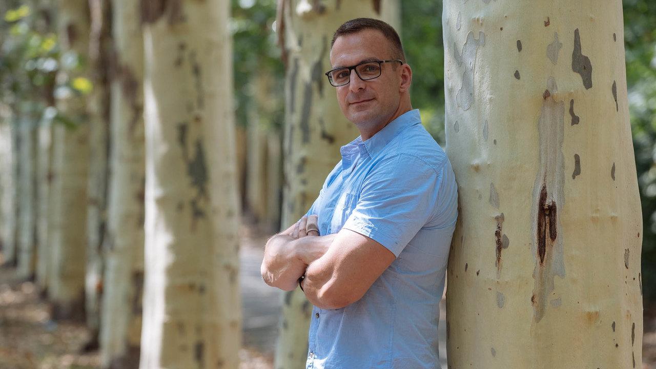 Radek Ptáček, profesor lékařské psychologie