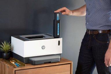 HP představilo nové tiskárny řady HP Neverstop umožňující unikátní a snadné doplnění toneru