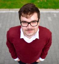 Martin Švec, vědecký pracovník Fakulty sociálních věd Univerzity Karlovy.