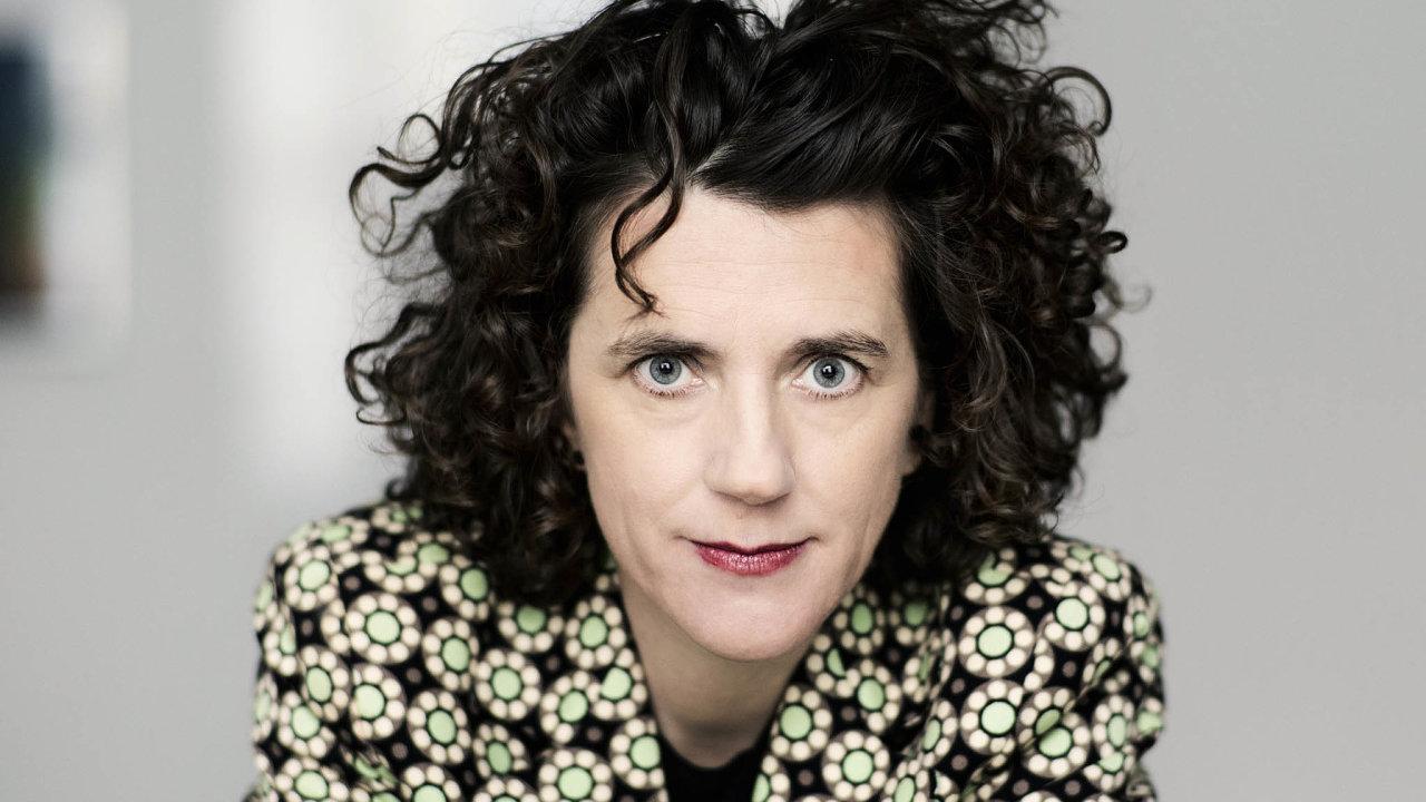 Olga Neuwirth bude rezidenční skladatelkou Prague Offspring.