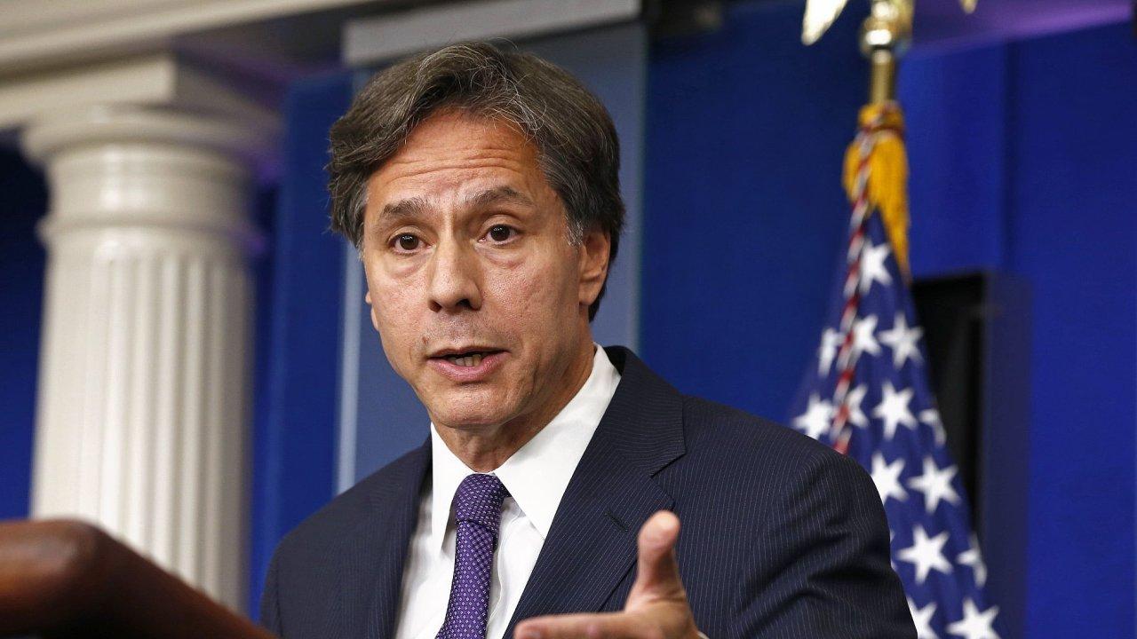 Tony Blinken již na ministerstvu zahraničí působil, za vlády dalšího demokratického prezidenta Baracka Obamy byl náměstkem šéfa diplomacie Johna Kerryho.