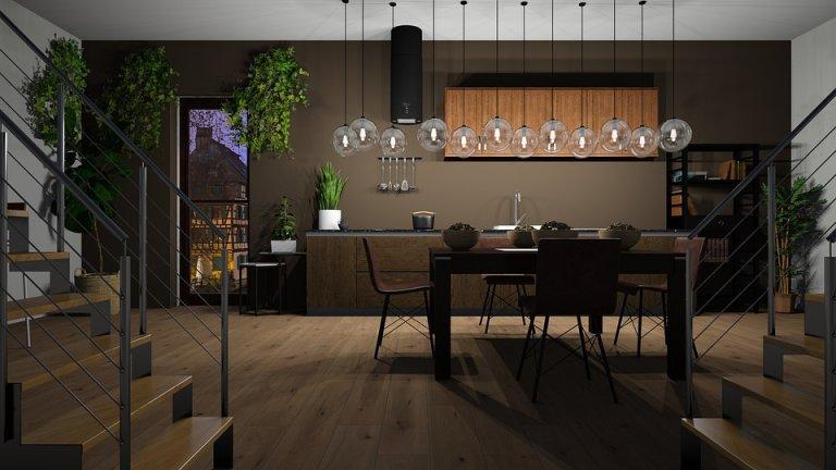 Vinylová podlaha se hodí do každého bytu i chalupy