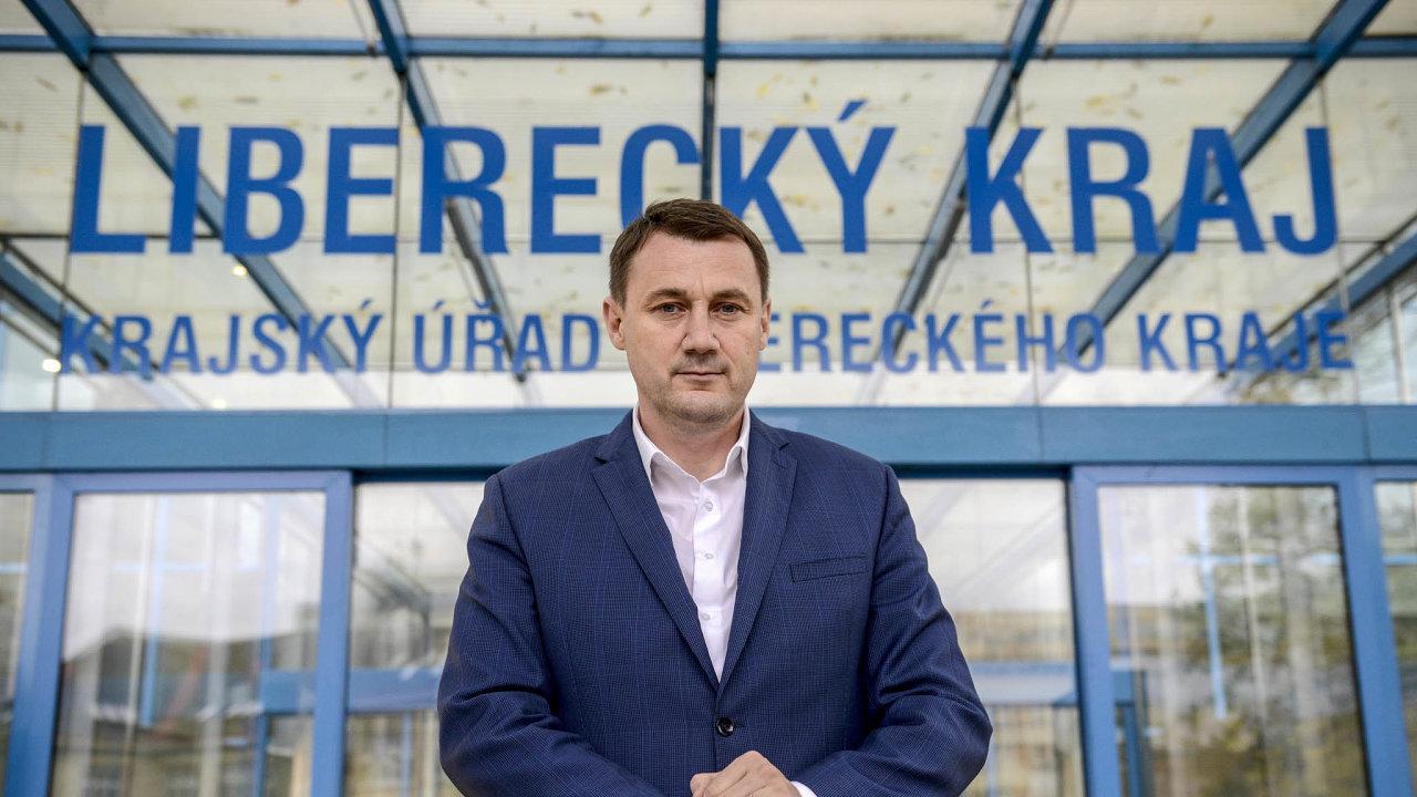 Hejtman bez viny. Hlava Libereckého kraje Martin Půta se korupce nedopustil, rozhodl soud.