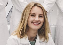 Olga Malinkiewicz, vědkyně a zakladatelka firmy Saule Technologies, vyrábějící solární panely z perovskitu