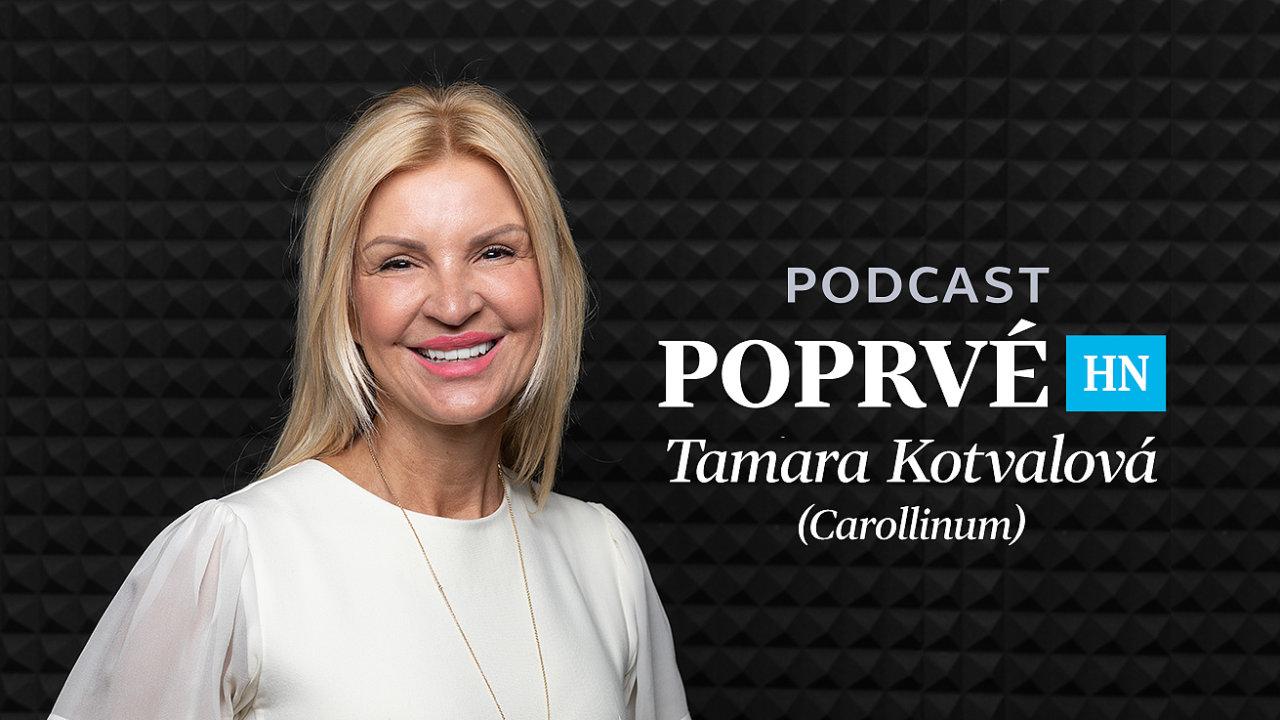 Tamara Kotvalová, Carollinum