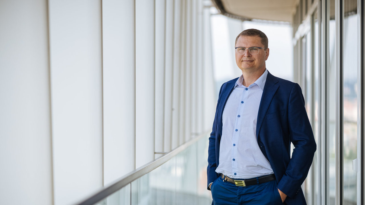 Leoš Anderle, ředitel Sekyra Group