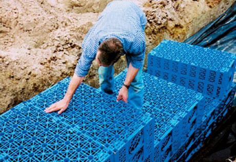 Plastové trubky voda
