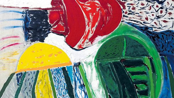Ouhelova plátna jsou divákům jaksi biologicky příjemná, přestože jejich pochopení není pokaždé jednoduché