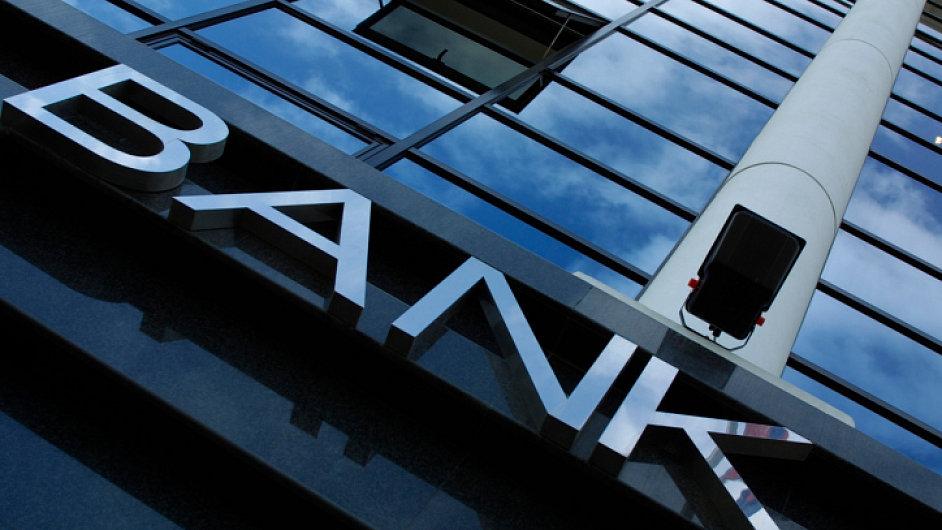 Banka - Ilustrační foto.