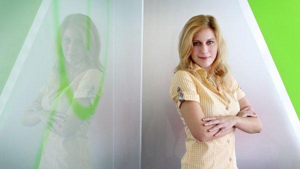 Lenka Ku�erov�, zakladatelka programu CzechAccelerator