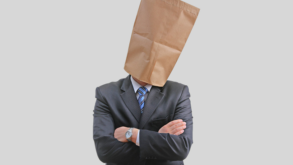 Anonymní akcie - ilustrační foto