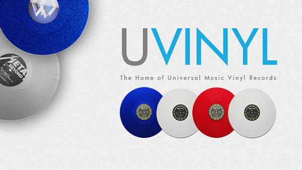 Universal cítí příležitost na trhu s vinyly.