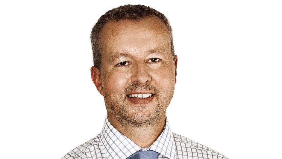 Budoucí ministr životního prostředí Richard Brabec z ANO