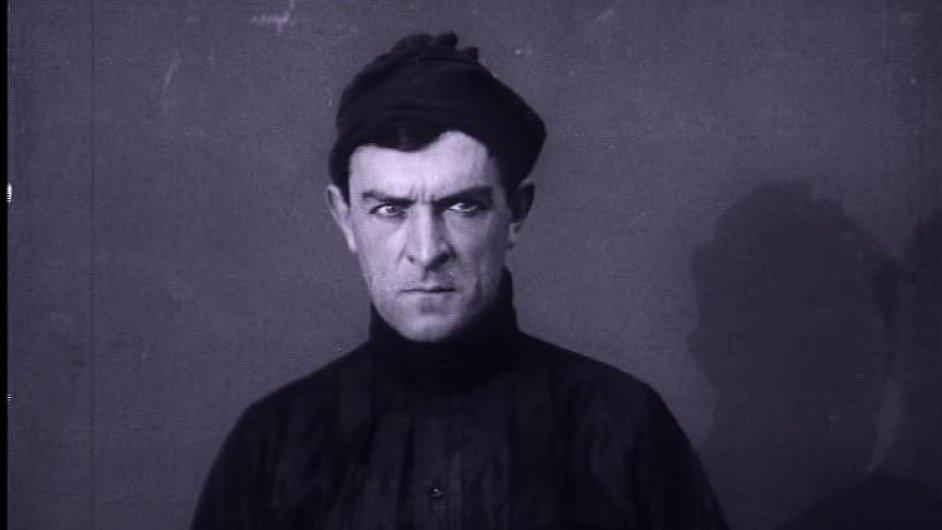 Fantomas podle filmové verze z roku 1911