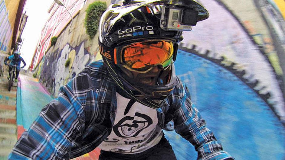 Kamera od firmy GoPro