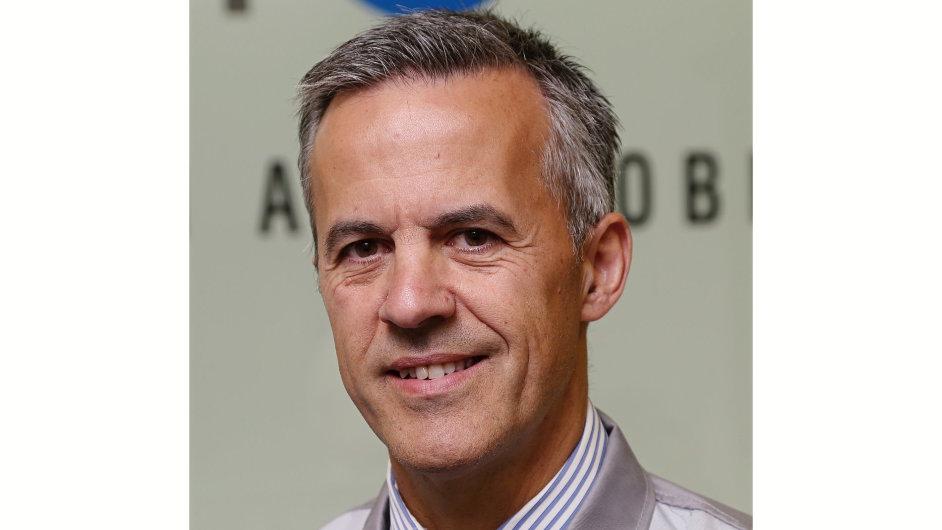 Javier Varela, výkonný viceprezident kolínské automobilky TPCA