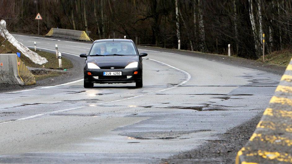 silnice,ilustrační foto
