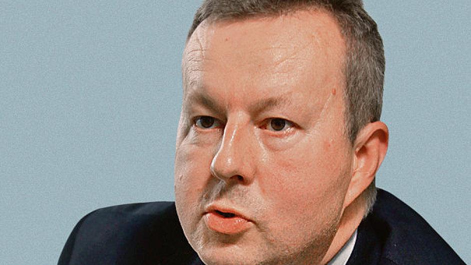 Ministr životního prostředí doufá, že se mu evropské peníze podaří na poslední chvíli načerpat.