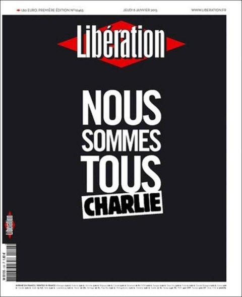 Liberation, My všichni jsme Charlie