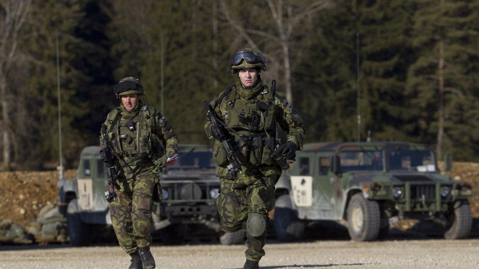Cvičení vojsk NATO