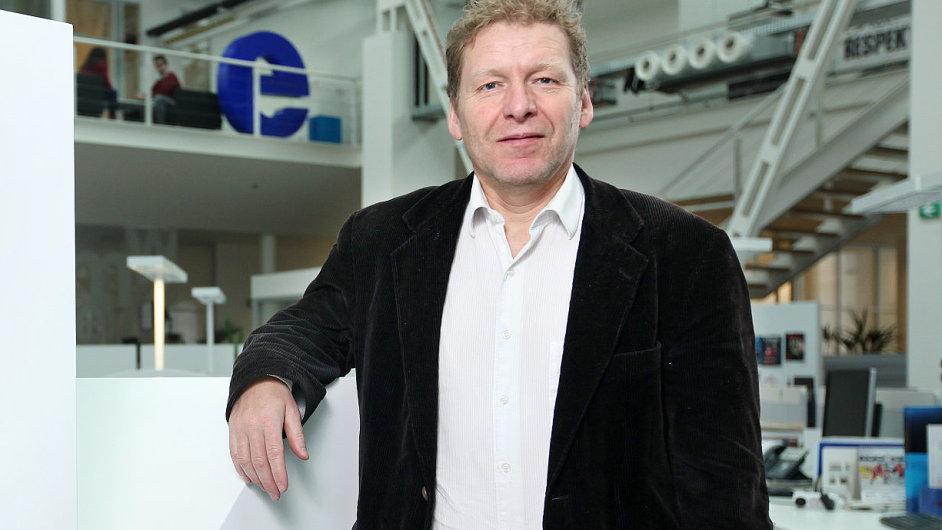 Komentátor HN Daniel Anýž