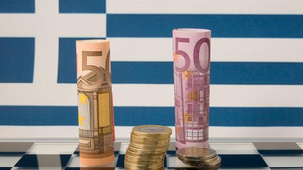 Pokles řecké ekonomiky v závěru loňského roku zpomalil - Ilustrační foto.