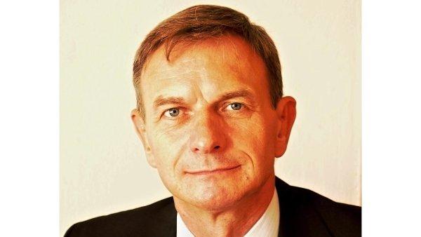 Michal Hromčík, personální ředitel společnosti ZVU POTEZ
