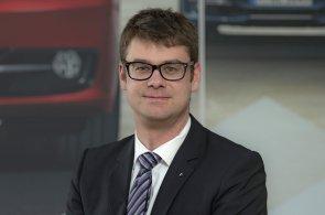 Petr Minařík, ředitel prodeje BMW Group Česká republika