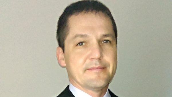 Daniel Gašparovič, Country Manager divize Paper společnosti OSPAP pro Slovensko, člena skupiny PaperlinX