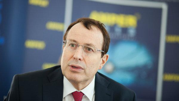 Jiří Šviga, generální ředitel veletrhu Amper.