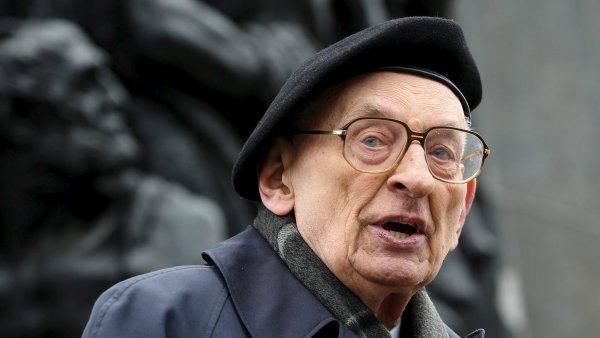 Zemřel bývalý polský ministr zahraničí Wladyslaw Bartoszewski.