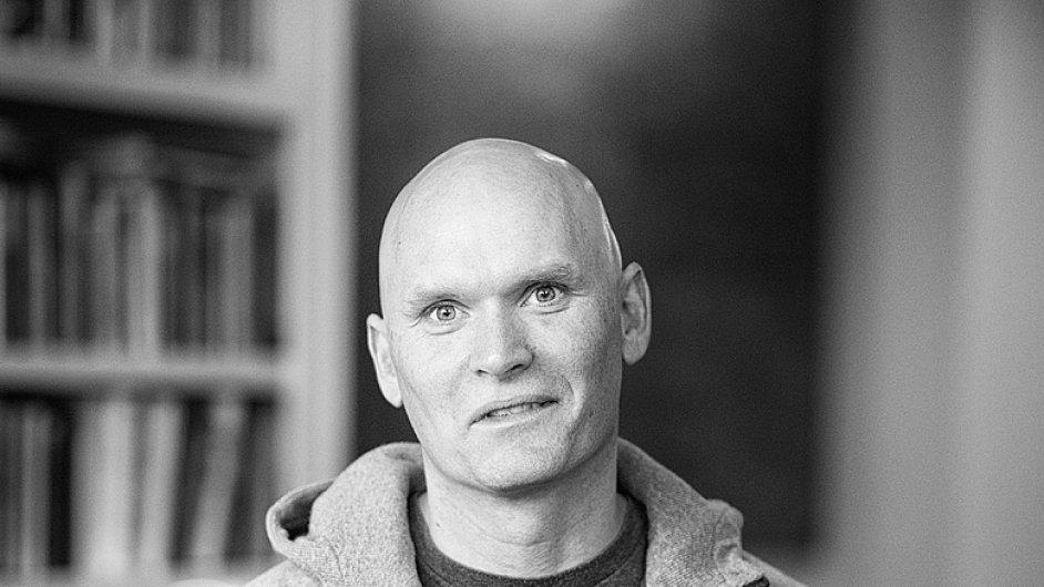 Anthony Doerr je nositelem americké Národní knižní ceny i Pulitzerovy ceny.