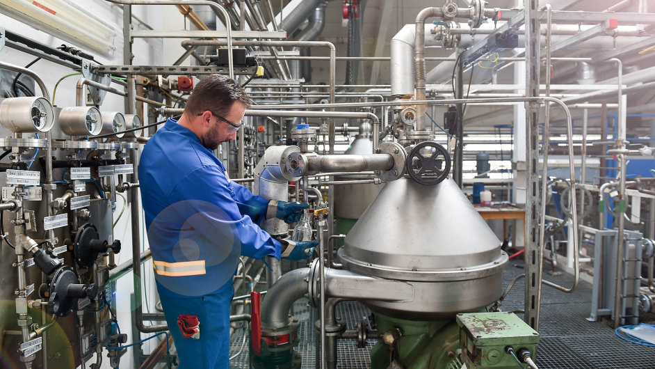 Z kafilerií přivezou tuk, odvezou biopalivo