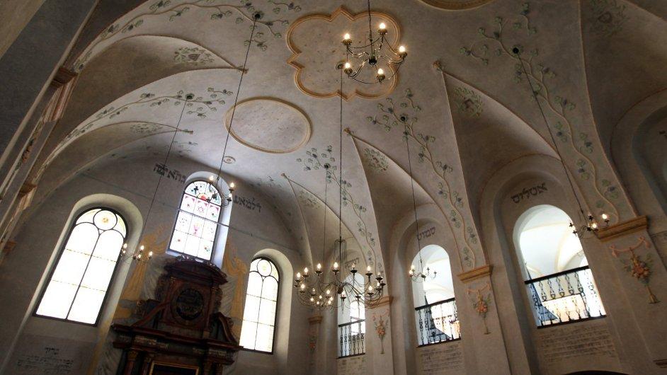 Po židovských stopách v Kolíně.
